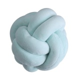 Sale 18 X18Cm Handmade Creative Knot Cushion Knotted Ball Pillow North Europe Style Intl Oem Online