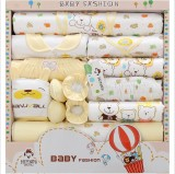 Compare Price 18Pcs Set Newborn G*Rl Clothes 3 Months Long Sleeve Cotton New Born Baby Boy Clothing Gift Sets Suit Summer Infant Clothing Intl Hh On China