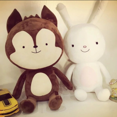 Discounted 1Pc 40Cm 45Cm Cute Rabbit Plush Toy Stuffed The Seed Of The Sun Animal Toy Birthday Gift For Girls Intl