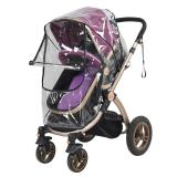Compare Price 1Pc Pvc Waterproof Baby Stroller Rain Cover Dust Wind Shield Intl Oem On China
