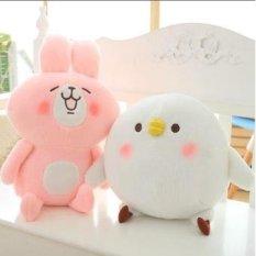 Cheapest 1Pcs 55Cm Rabbit 42Cm Chicken Kanahei Doll Animal Plush Toy Karna Hera Rabbit Plush Doll Soft Cartoon Toy Children Gift