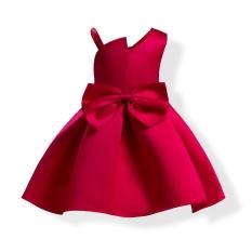 1Pcs Kid G*rl Princess Dress Baby G*rl Ball Gown Dress Girls Evening Dress Intl Discount Code