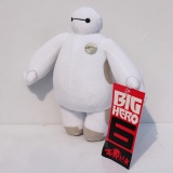 Top Rated 1Pcs Small Size 18Cm The Baymax Plush Toy The Big Hero 6 Baymax Stuffed Soft Toys Dolls Hands Can Not Movable Retail Great Gift Intl