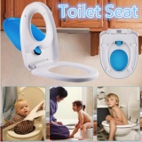 2 In 1 Kids Child Toddler *d*lt Family Potty Training Toilet Seat Chair Cover Au Intl For Sale
