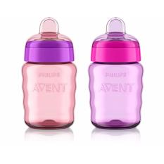 Discount 2 X Original Philips Avent My Easy Sippy Cup 9 Ounce Philips Avent