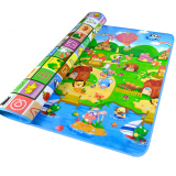 Retail Price 200 X 180Cm Thick 5Cm Double Sides Non Slip Waterproof Fruit Animals Letter Baby Kid Care Crawling Floor Play Game Mat Pad For Indoor Outdoor Use