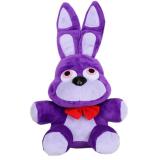 2016 Five Nights At Freddy 18Cm Size Bear Fox Duck Rabbit Clown Kids Juguetes Stuffed Plush Animals Toys Only Purple Rabbit Intl In Stock