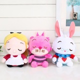Sale 20Cm Cute Alice In Wonderland Plush Soft Stuffed Doll Toys For Kids Gifts Intl Ovalface