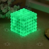 Price 216Pcs 5Mm Fluorescent Buckyballs Neocube Magic Beads Magnetic Balls Puzzle Diy Intelligence Desk Toys By Luckygirl Store Intl Oem