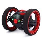 Discount 2 4Ghz Wireless Remote Control Jumping Rc Toy Bounce Cars Robot Toys Bk Intl Not Specified China