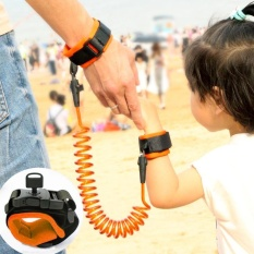Sale 2 5M Adjustable Kid Safety Anti Lost Wrist Band Harness Leash Strap Intl