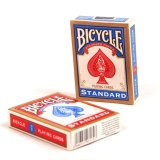 Price 2Pcs Set Bicycle Poker Blue Red Bicycle Magic Prop Regular Playing Cards Rider Back Standard Decks Magic Trick Intl Oem New