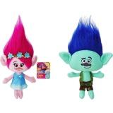Price 2Pcs Trolls Poppy And Branch Plush Stuffed Doll Toy Cotton Kid G*rl Intl Online China