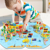 Price Montessori Children S World National Flag Map Puzzle Oem Original