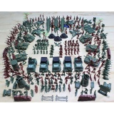 307Pcs Soldier Grenade Tank Aircraft Rocket Army Men Sand Scene Model Kids Toy Intl Lower Price