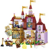 How To Buy 316Pcs Beauty And The Beast Princess Bella Enchanted Castle Set Model Building Blocks Gifts Toys Compatible Legoingly Friends Intl