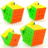 360Dsc Moyu Cubing Classroom Gift Box Package 2X2 3X3 4X4 5X5 Stickerless Magic Cube Speed Puzzle 9301B Intl For Sale Online