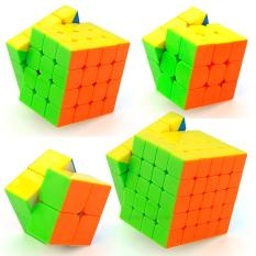 Get The Best Price For 360Dsc Moyu Cubing Classroom Gift Box Package 2X2 3X3 4X4 5X5 Stickerless Magic Cube Speed Puzzle 9301B Intl