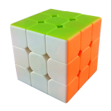 360Wish Moyu Aolong Enhanced Version 3X3X3 Speed Puzzle Cube 57Mm Pink Export Free Shipping