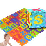 Who Sells 36Pcs15 5 15 5 9Cm Soft Eva Foam Baby Kids Play Mat Alphabet Number Puzzle Jigsaw Intl Cheap