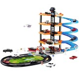 Purchase 3D Car Parking Lot Diy Model Assembly Toy For Children Intl Online