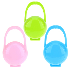3pcs Baby Soother Container Holder Pacifier Dummy Box Travel Storage Case By Welcomehome.