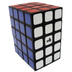Best Reviews Of 3X4X5 Magic Cube Fully Functional 345 Puzzle Cube Black Hot Selling Brain Teaser Educational Toy Cubo Magico Intl