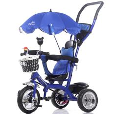 4 In 1 3 Wheels Stroller Bicycle Free Shipping