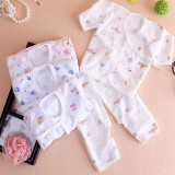 Compare Price 4 Set Newborn Baby Clothes 3 Months Cotton Underwear Intl Wuxiang On China