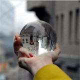 The Cheapest 40 120Mm Clear K5 Crystal Photography Lens Ball Photo Prop Background Home Decor 80Mm Intl Online