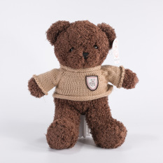 42Cm Sweater Cute Bear Plush Toy Big Teddy Bear Best Gift Brown On China