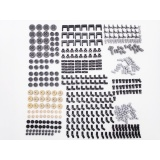 Latest 450Pcs Technic Series Parts Car Model Building Blocks Set Compatible With Designer Toys For Kids Boys Toy Building Bricks Gears For Compatible With Legoe Intl