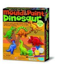 How Do I Get 4M Mould Paint Dinosaur