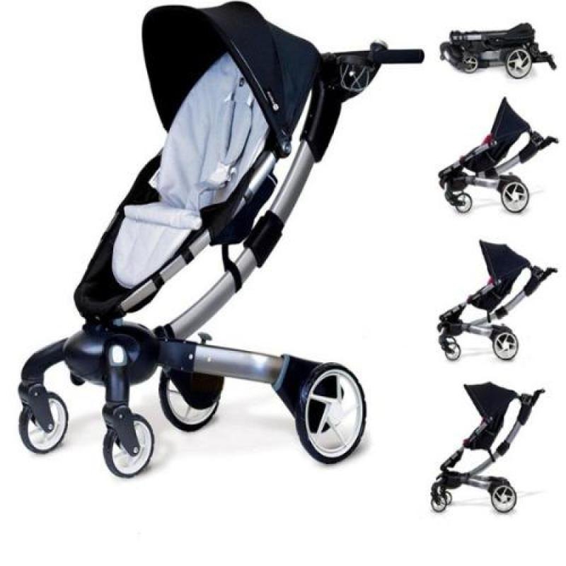 4moms Origami Stroller review - YouTube | 800x800