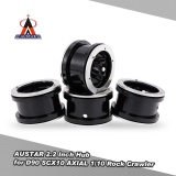 Sale 4Pcs Austar Ax2012Sr 2 2 Inch Hub For 1 10 Rock Crawler Redcat Scx10 Axial Rc4Wd Tf2 Rc Car Intl Not Specified Original