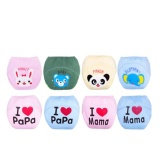 Price Comparisons For 4Pcs Lot Waterproof Baby Training Pants Cute Washable Cloth Diaper Panties For Kids Underwear Nappy Pant Mix Colors G*rl Size 90 Intl