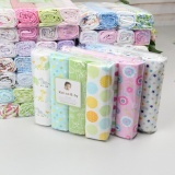 4Pcs Pack 76Cm 76Cm 100 Cotton Flannel Receiving Blanket Color Ranodm Shop
