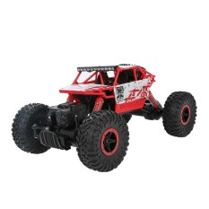 4Wd 2 4Ghz Rc Car Monster Truck Remote Control 4X4 Double Motors Off Road Toys Intl On Line