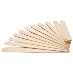 50pcs Wooden Popsicle Stick Kids Ice Cream Diy Making Toy By Welcomehome