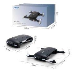Purchase 6 Axis Gyro Elfie Wifi Fpv 720P Hd G Sensor Mini Rc Selfie Drone For Jjrc H37 Intl