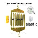 7 Pcs Springs For Cradle Spring Cot Yaolan Hammock Coupon