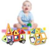 Best Deal 76Pcs Set Magnetic Building Blocks Construction Children Creativity Toys Intl