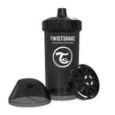 78077 Twistshake Kid Cup 360Ml 12Oz 12 M Black For Sale Online