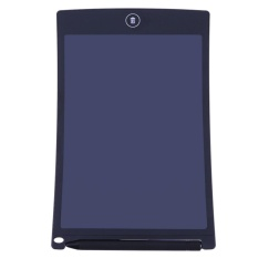 8.5 Inch Lcd Writing Tablet Ewriter Handwriting Pad Epaper Notepad(black) - Intl By Crystalawaking.