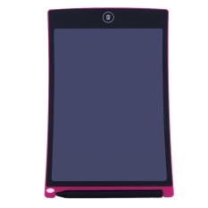 8.5 Inch Lcd Writing Tablet Ewriter Handwriting Pad Epaper Notepad(pink) - Intl By Crystalawaking.