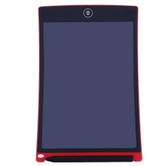 8.5 Inch Lcd Writing Tablet Ewriter Handwriting Pad Epaper Notepad(red) - Intl By Crystalawaking.