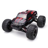 Lowest Price 9115 2 4G Electric Rc Car 1 12 Scale 4Wd Off Road Monster Truck Red Uk Plug Intl