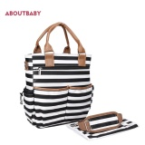 Buy Aboutbaby Baby Diaper Nappy Bags Multifunctional Large Capacity Mummy Tote Nursing Bag Intl Aboutbaby Online