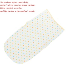 Price Ac Newborn Infant Adjustable Baby Wrap Swaddle Blanket Mermaid Intl Oem