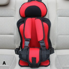 Adjustable 6 Months 5 Years Old Baby Car Safety Seats Portable Carrier Child